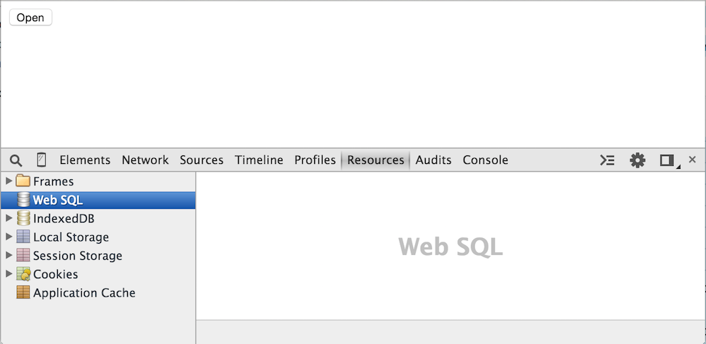 Using the Chrome Debugger Tools, Part 7: The Resources Tab